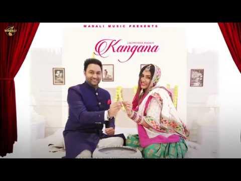 Kangana (Motion Poster) Lakhwinder Wadali...