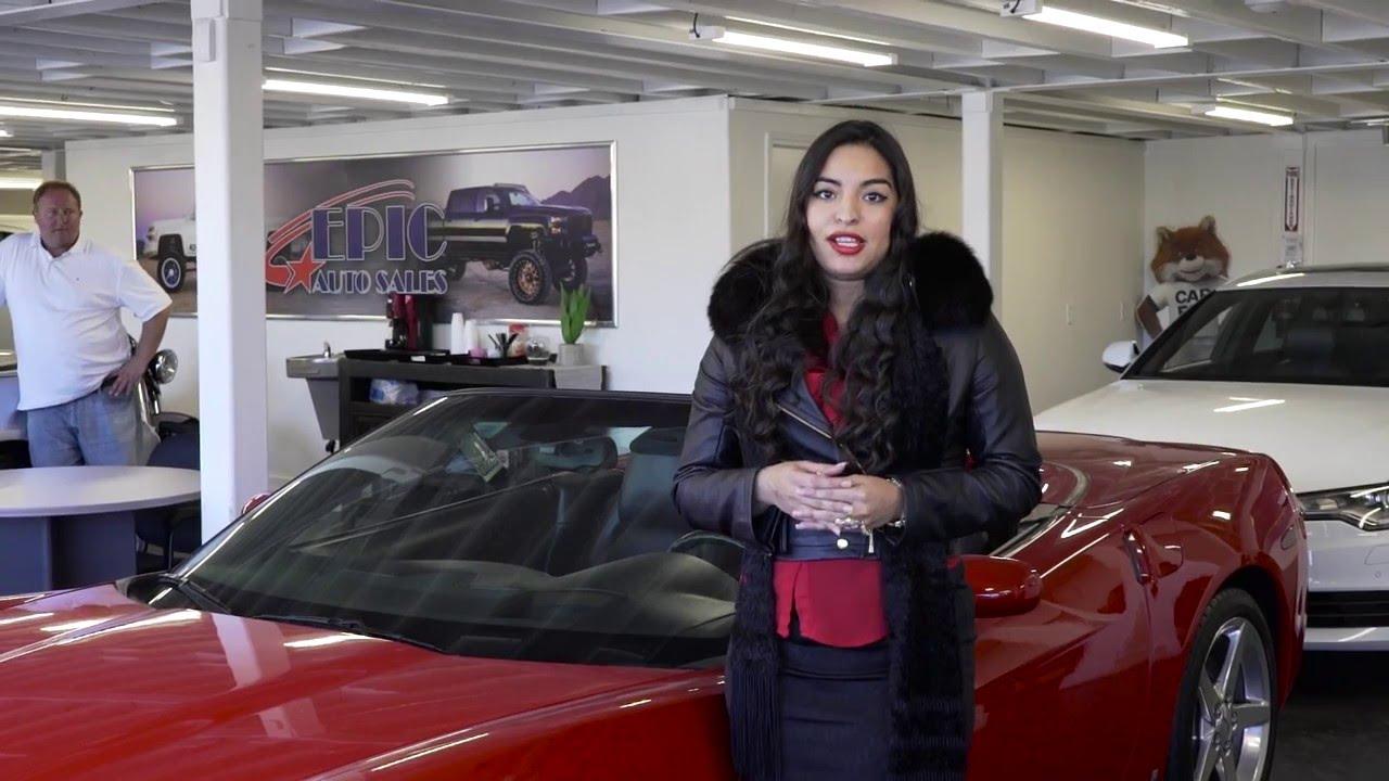 e See Tatiana at Epic Auto Sales Se Habla Español