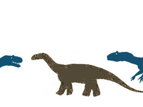 allosaurus vs Bistahieversor