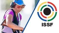 Interview with Satu MAKELA-NUMMELA (FIN) - 2018 ISSF World Cup Stage 5 in Siggiewi (MLT)