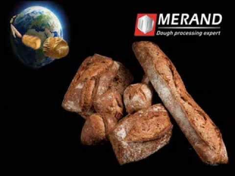 Merand's video channel, dough processing expert