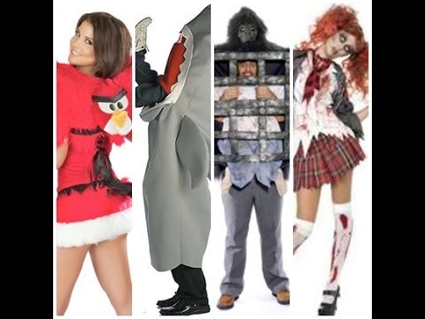 disfraces caseros ideas originales carnaval y halloween youtube