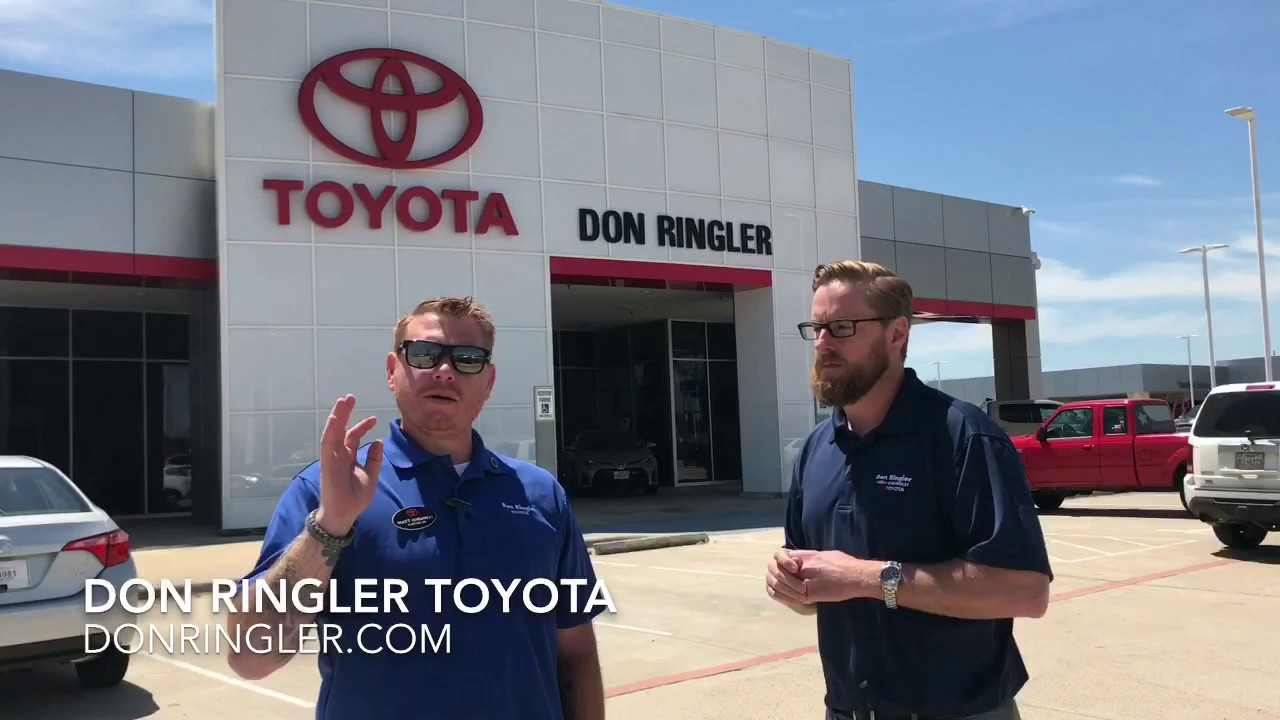 Come See Us At Don Ringler Toyota