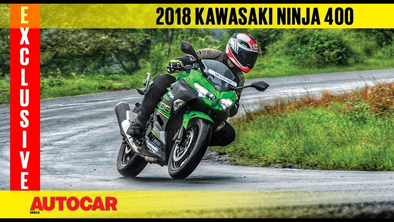 2018 Kawasaki Ninja 400 Exclusive First Ride Review Autocar