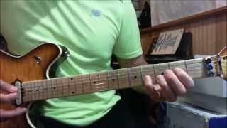 Dokken - So Many Tears lesson - Intro