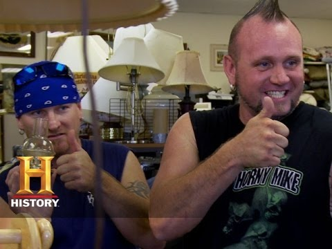 Counting Cars: Mike is Being Thrifty