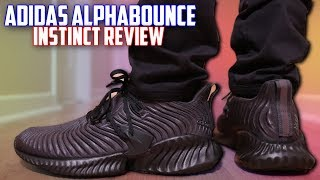 Adidas Alphabounce Instint Review and On-Feet | SneakerTalk365