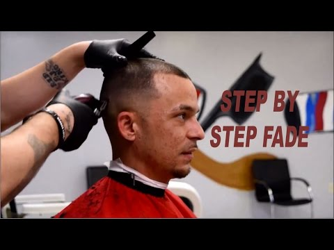 Fade Haircut With Wahl Clippers