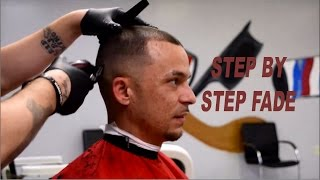 Fade haircut with wahl clippers | How to  Fade hair with wahl clippers