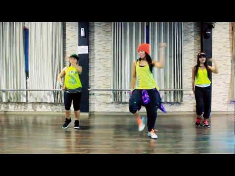 "Zumba "" Shape Of You By Ed Sheeran/ Choreo By Chenci At BFS Studio"