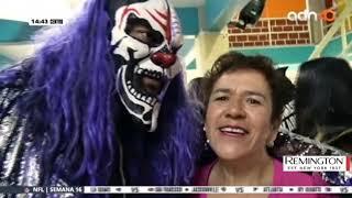 Lucha Azteca AAA hace labor social con la gente que más lo necesita | Presentado por Remington