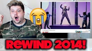 YouTube Rewind: Turn Down for 2014 | REACTION!
