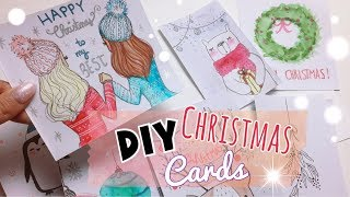 🎄DRAW your CARDS for CHRISTMAS WISHES!😍🎄