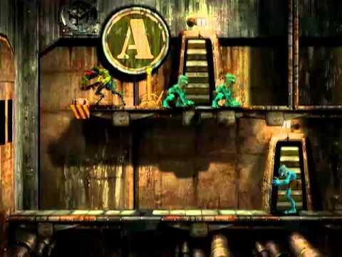 Oddworld: Abe's Exoddus 100% Segmented Speedrun in 2:38:50
