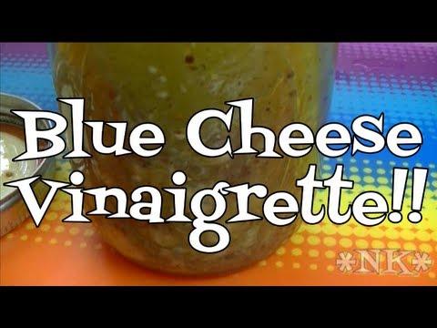 blue cheese vinaigrette