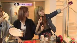 【TVPP】Miss A - Visit Nichkhun's House [2/2], 미쓰에이 - 닉쿤 집에 놀러가다 [2/2] @ We Got Married