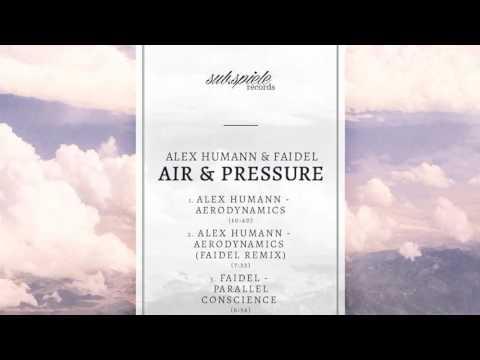 Faidel - Parallel conscience (Original mix) I Sub.spiele CD-R