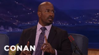 Van Jones Foresaw Trump's Victory  - CONAN on TBS