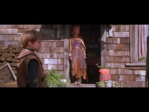 Postman - little kid scene
