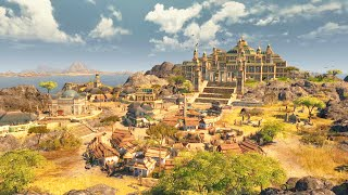 Land of Lions - New Colonial City Building DLC in Africa | Ep. 1 | Anno 1800 Land of Lions DLC