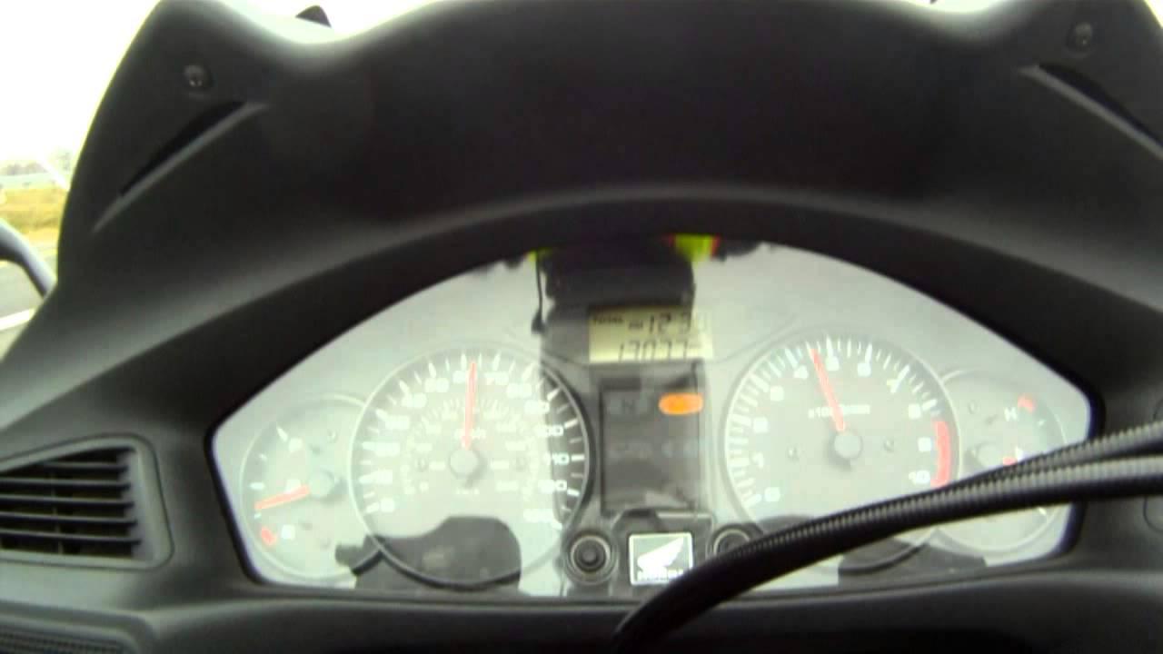 2010 Honda Nt700v Tps Fault Recording