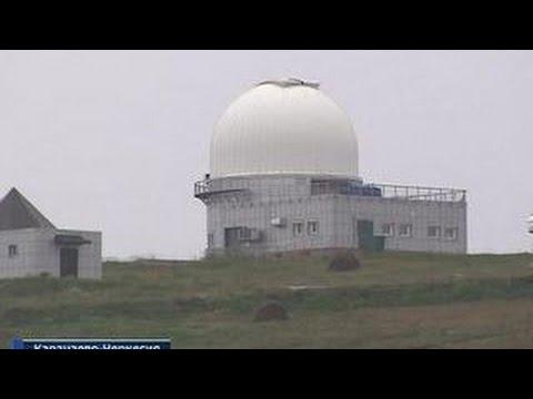 Новейший оптический телескоп в Кавказской горной обсерватории