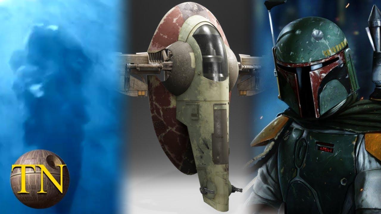 Ist BOBA FETT im Han Solo Film? - Star Wars (Deutsch) - YouTube
