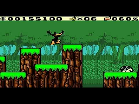 Friday Night Playthrough 2 - Daffy Duck Fowl Play - Part 2 - Making Stuff Go Boom