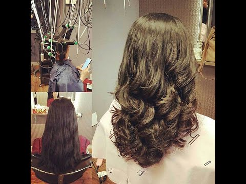 How To Manage Curls After Digital Perm | Momo Hair - Toronto