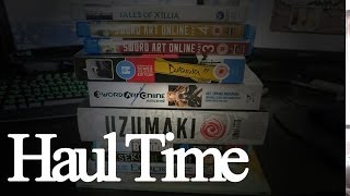 Anime & Manga Haul #25