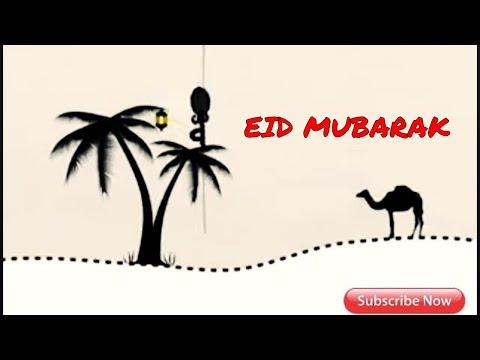 Eid ul fitr Mubarak Whatsapp Status Video 2018 || Eid ul Fitr Whatsapp stutas ||