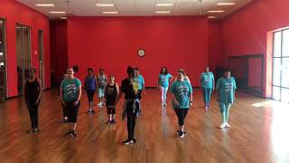 """Zumba with MoJo: """"7 Rings"""" (Remix) ft. 2 Chainz by Ariana Grande Video"""