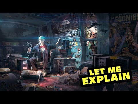 Ready Player One Explained  in 3 Minutes
