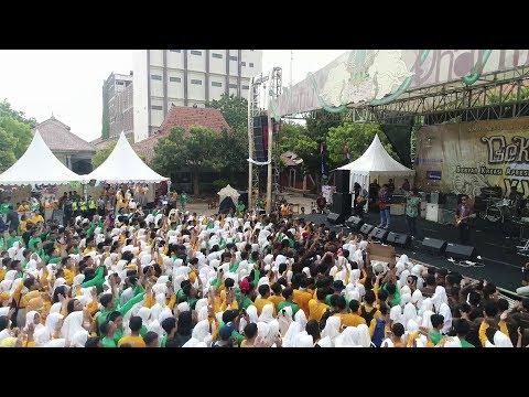Konser D'Masiv di SMAN 1 Jepara