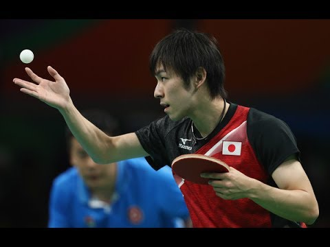 Koki Niwa _ Japanese table tennis player