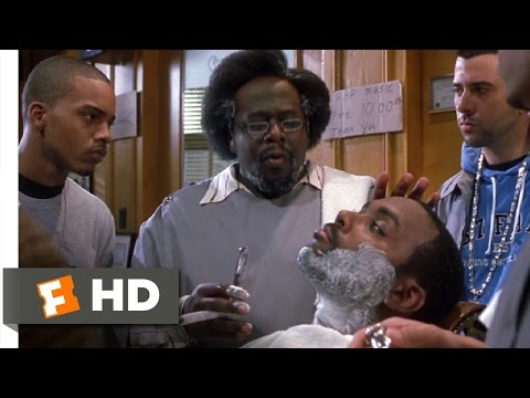 Barbershop 411 Movie CLIP  Yall Dont Know Nothin 2002 HD