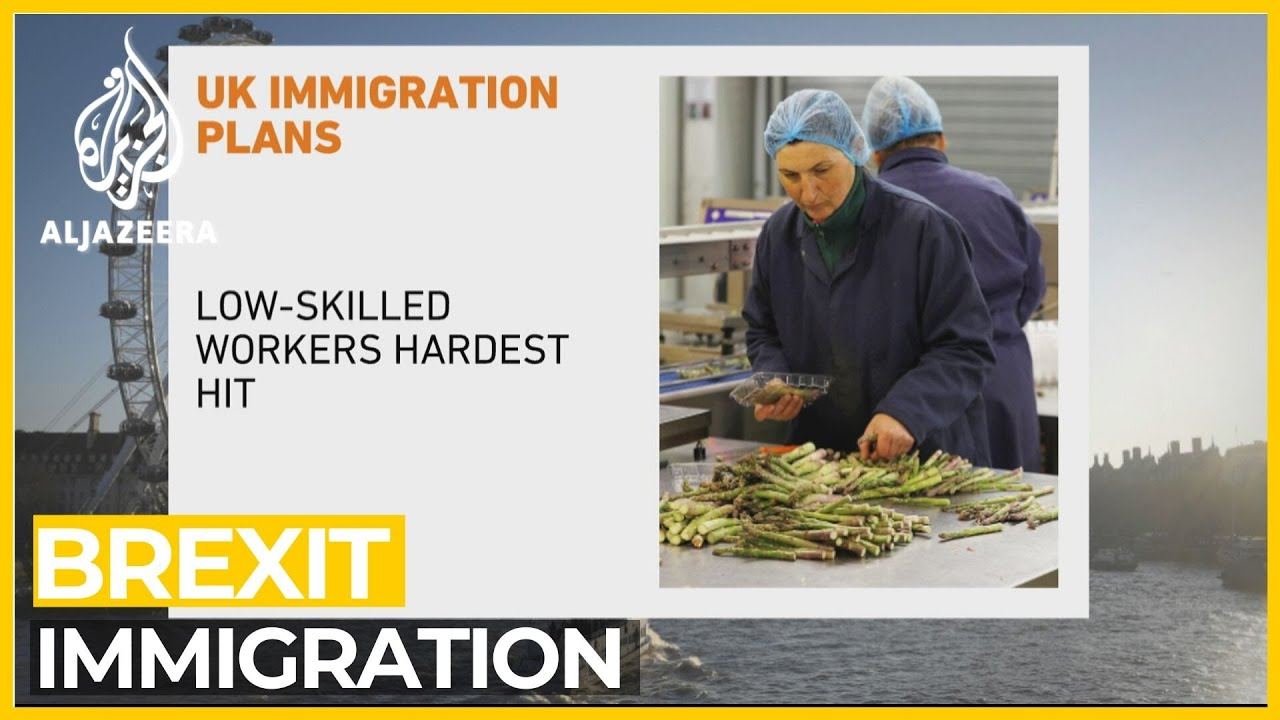How will UK's post-Brexit immigration plan affect economy?