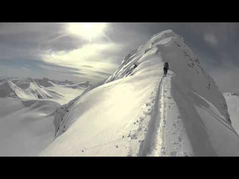 Juneau Ice Field: Spencer Peak + Amherst Peak