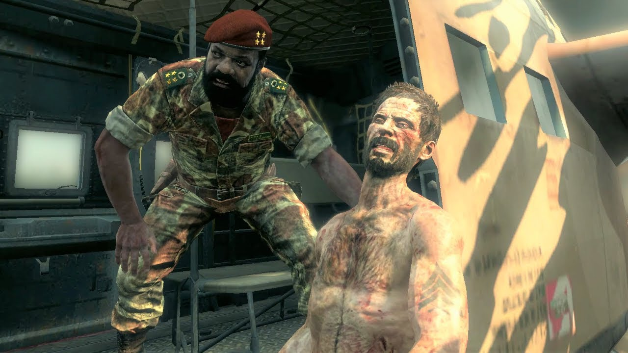 Rescuing Frank Woods - Pyrrhic Victory - Call of Duty: Black Ops 2