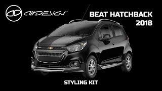 STYLING KIT Beat Hatchback 2018 - Chevrolet