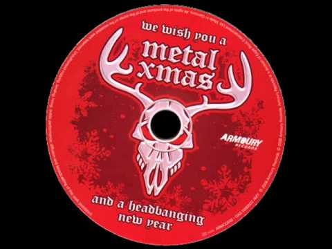 We Wish You a Merry Xmas (Hard Rock and Metal artists) - YouTube