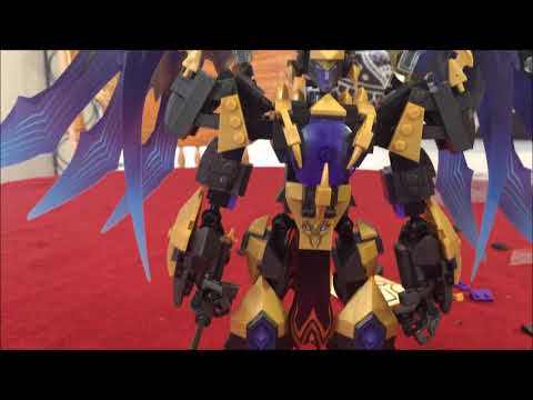 Knockoff Bionicle Review #1- Quan Guan NO.624