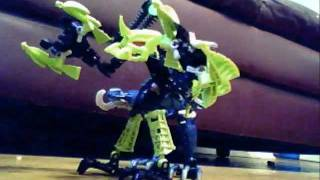 Hero factory vs bionicle