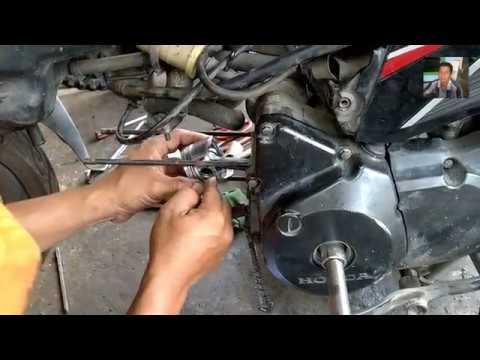 Memasang Piston Seher Blok Tutorial Pasang Langsung Mesin Motor