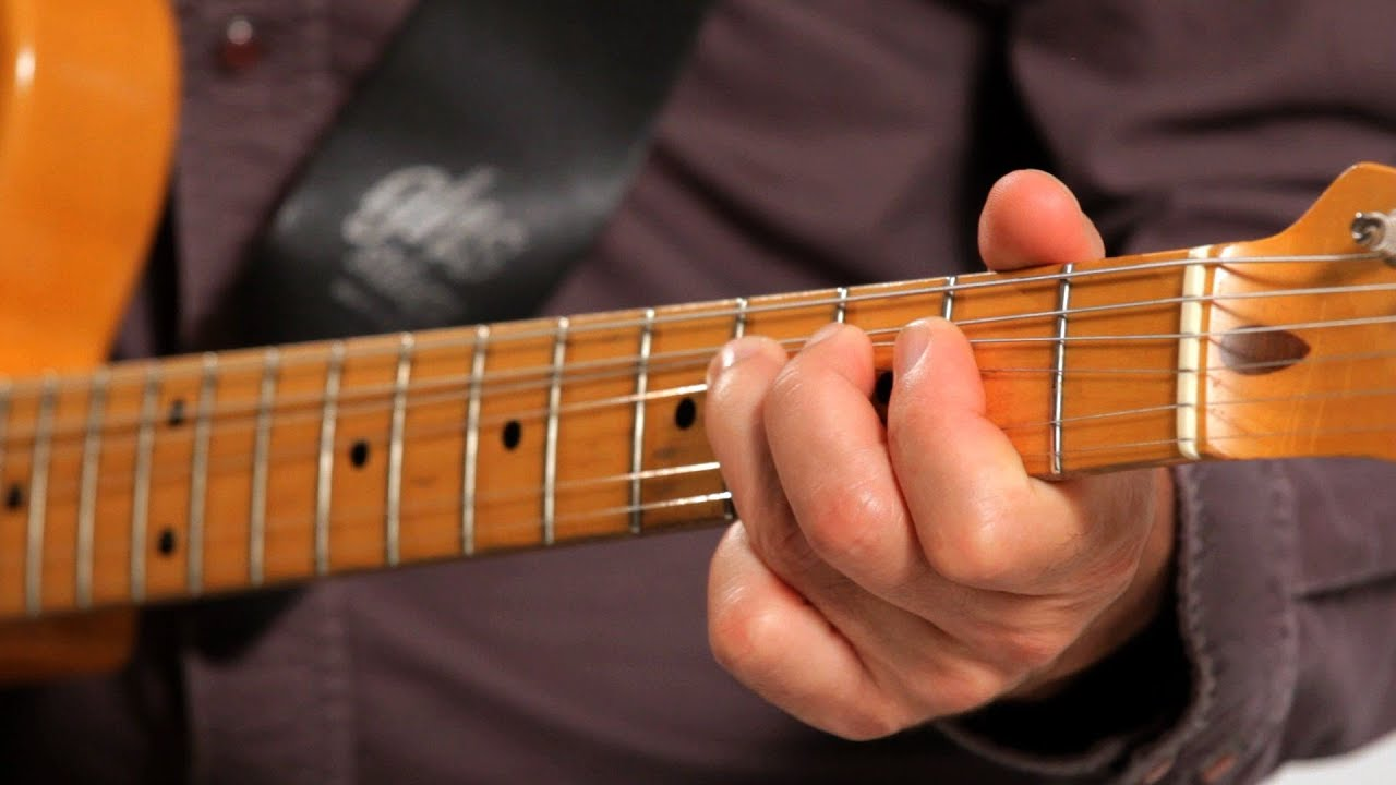 How To Bend Strings