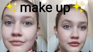 АСМР макияж на себе макияж на выход asmr make up tutorial