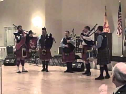 KC St. Andrew PD, Burns Night 2012