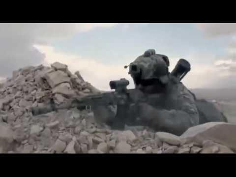 спецназ в Cирии