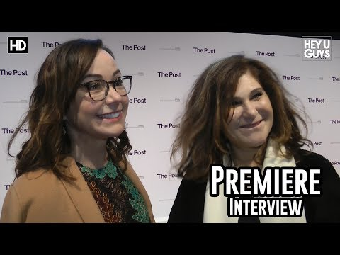 Amy Pascal & Kristie Macosko Krieger - Venom & Ready Player One - The Post Premiere