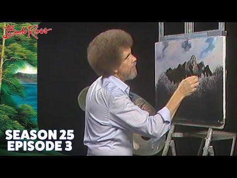 Bob Ross - Not Quite Spring (Season 25 Episode 3)